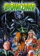 Biohazard - German Blu-Ray movie cover (xs thumbnail)