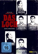 Le trou - German Movie Cover (xs thumbnail)