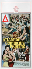 Atlantis, the Lost Continent - Italian Movie Poster (xs thumbnail)