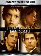 Julie Walking Home - Polish Movie Cover (xs thumbnail)