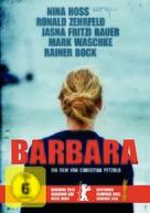 Barbara - German DVD cover (xs thumbnail)