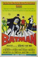 Batman - Australian Theatrical movie poster (xs thumbnail)