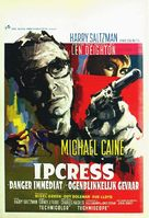 The Ipcress File - Belgian Movie Poster (xs thumbnail)