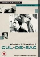 Cul-de-sac - British Movie Cover (xs thumbnail)