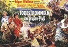 Coast of Skeletons - German Movie Poster (xs thumbnail)