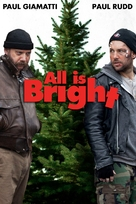 All Is Bright - DVD cover (xs thumbnail)