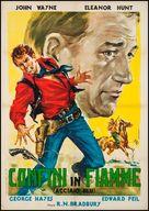 Blue Steel - Italian Movie Poster (xs thumbnail)
