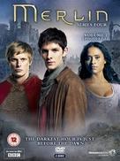 """Merlin"" - British DVD cover (xs thumbnail)"