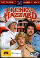 """The Dukes of Hazzard"" - Australian DVD movie cover (xs thumbnail)"