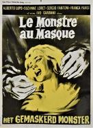 Seddok, l'erede di Satana - Belgian Movie Poster (xs thumbnail)