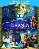 The Chronicles of Narnia: The Voyage of the Dawn Treader - British Blu-Ray cover (xs thumbnail)