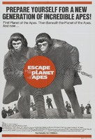 Escape from the Planet of the Apes - Australian Movie Poster (xs thumbnail)