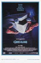Gremlins - Italian Theatrical poster (xs thumbnail)