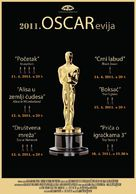 The 83rd Annual Academy Awards - Croatian Movie Poster (xs thumbnail)