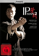 Yip Man 2: Chung si chuen kei - German DVD cover (xs thumbnail)