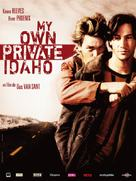 My Own Private Idaho - French Movie Poster (xs thumbnail)