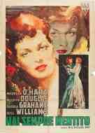 A Woman's Secret - Italian Movie Poster (xs thumbnail)
