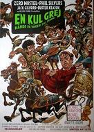 A Funny Thing Happened on the Way to the Forum - Swedish Movie Poster (xs thumbnail)