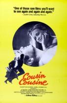 Cousin cousine - Movie Poster (xs thumbnail)