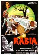 Rabid - Spanish Theatrical poster (xs thumbnail)
