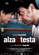 Alza la testa - Dutch Movie Poster (xs thumbnail)