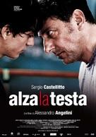 Alza la testa - Dutch Movie Poster (xs thumbnail)