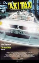 Taxi 2 - German poster (xs thumbnail)