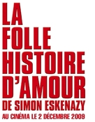 La folle histoire d'amour de Simon Eskenazy - French Logo (xs thumbnail)