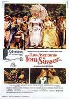 Tom Sawyer - Spanish Movie Poster (xs thumbnail)