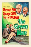 The Green Man - British Movie Poster (xs thumbnail)