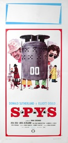 S*P*Y*S - Italian Movie Poster (xs thumbnail)