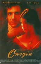 Onegin - Spanish Movie Poster (xs thumbnail)