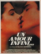 Endless Love - French Movie Poster (xs thumbnail)