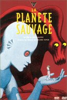 La planète sauvage - French DVD movie cover (xs thumbnail)