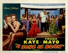 A Song Is Born - Movie Poster (xs thumbnail)