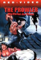 The Prowler - DVD cover (xs thumbnail)