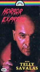 Horror Express - VHS movie cover (xs thumbnail)