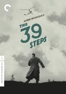 The 39 Steps - DVD cover (xs thumbnail)