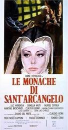 Le monache di Sant'Arcangelo - Italian Movie Poster (xs thumbnail)