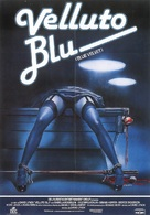Blue Velvet - Italian Movie Poster (xs thumbnail)