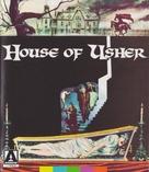 House of Usher - British Movie Cover (xs thumbnail)