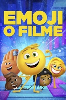 The Emoji Movie - Brazilian Movie Cover (xs thumbnail)
