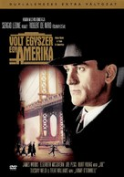 Once Upon a Time in America - Hungarian DVD movie cover (xs thumbnail)