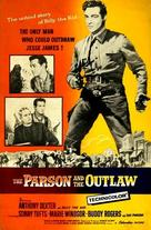 The Parson and the Outlaw - British Movie Poster (xs thumbnail)