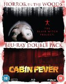 Cabin Fever - British Blu-Ray cover (xs thumbnail)