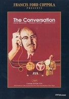The Conversation - Swedish DVD movie cover (xs thumbnail)