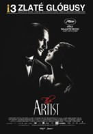 The Artist - Slovak Movie Poster (xs thumbnail)
