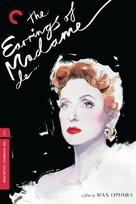 Madame de... - DVD cover (xs thumbnail)