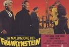 Frankenstein Created Woman - Spanish Movie Poster (xs thumbnail)