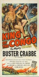 King of the Congo - Movie Poster (xs thumbnail)